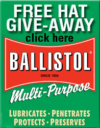 Free Ballistol Give Away
