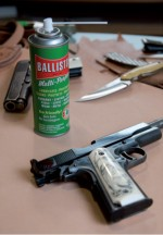 Gun cleaning and lubricant